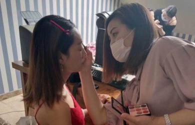 西安化妆培训学校风尚高级创业班